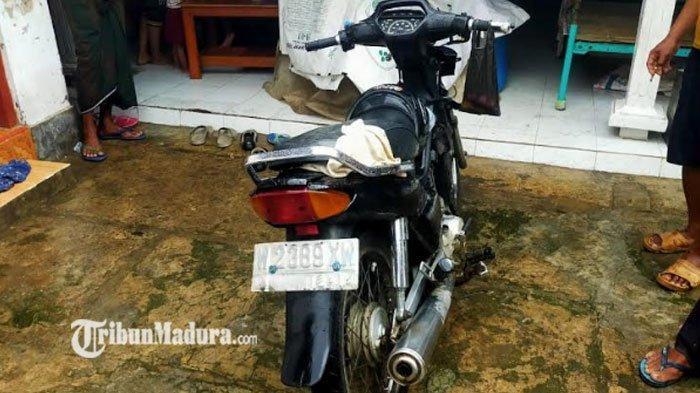 Pengendara Motor Honda Supra Jadi Korban Tabrak Lari di Jalan Raya Pamekasan-Sumenep, Korban Tewas