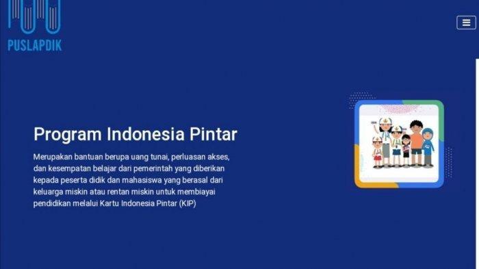 Cek Daftar Siswa Penerima Bantuan PIP di pip.kemdikbud.go.id, Simak Cara Daftar dan Cairkan Bantuan