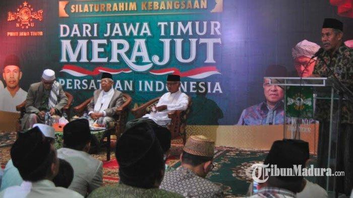 Pendukung Prabowo Merapat ke Jokowi Minta Imbalan Kursi Menteri, Maruf Amin Sebut Semoga Dikabulkan