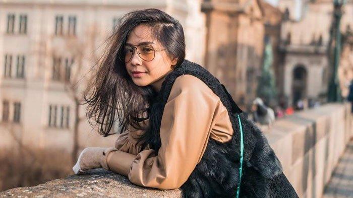 Nagita Slavina Pakai Baju Harga Ratusan Ribu, Netizen: Orang Cantik Pakai Baju Murah Terlihat Mewah