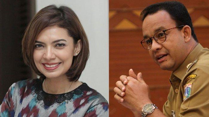 Anies Baswedan Jawab Pertanyaan Najwa Shihab Soal Pembatasan Transportasi di DKI Jakarta