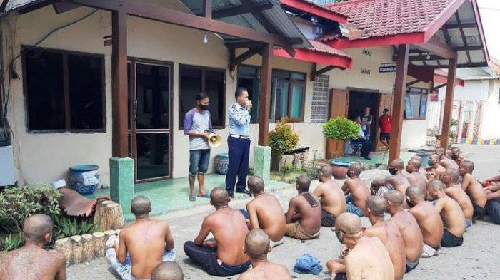89 Narapidana Dipindahkan dari Rutan Surabaya ke Dua Lapas di Pamekasan karena Over Kapasitas