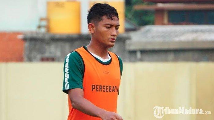 Sembuh dari Cedera,Nasir Tak Sabar Bawa Persebaya Surabaya Petik Kemenangan Perdana Liga 1 2020