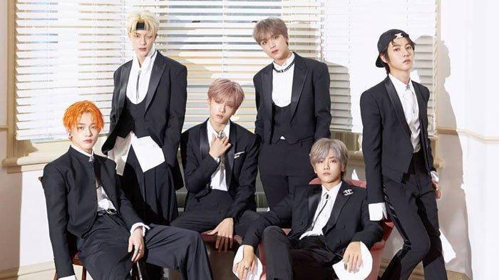 NCT Dream Puncaki Tangga Lagu iTunes Dunia dengan AlbumWe Boom, Comeback Pertama Tanpa Mark