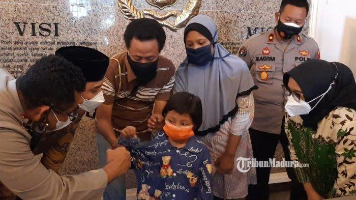 Ara Bocah Hilang Surabaya Alami Perubahan setelah Dibawa ke Pasuruan, Sempat Diajak Potong Rambut