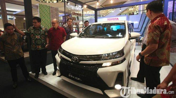 PT ToyotaRilis New Avanza dan New Veloz 2019 untuk Genjot Market Share PasarMPV di Jawa Timur