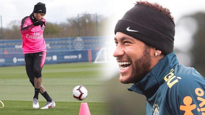 Barcelona Sok Cuek, Neymar Ngambek Merumput Karena Merasa Di-PHP PSG, Opsi Terburuk Jadi Bahaya PSG