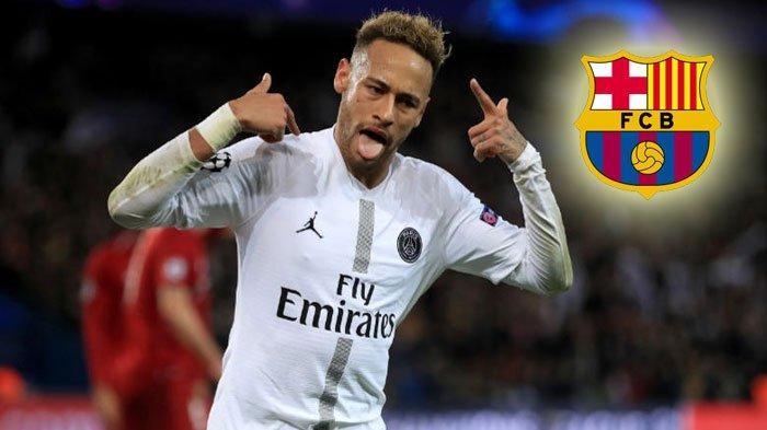 Neymar Kangen Mantan, PSG Mulai Melunak dan Inginkan Dua Pemain dari Barcelona Plus Biaya Transfer