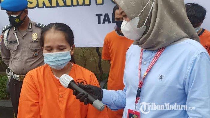 Ibu Kandung Asal Bandung Jual Anak ke Pria Hidung Belang, Polisi Lakukan Tes Kejiwaan pada Tersangka