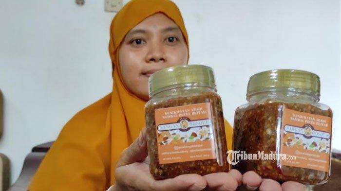 Dampak Harga Cabai Mahal, Produsen Sambal Pecel di Kota Blitar Batasi Produksi Agar Tak Merugi