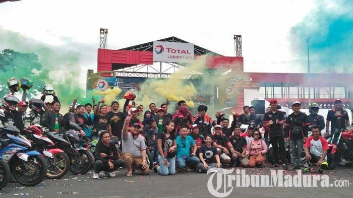 PT Total Oil Indonesia Agresif Penetrasi Pasar Lewat Nongkrong Bareng Total di Surabaya