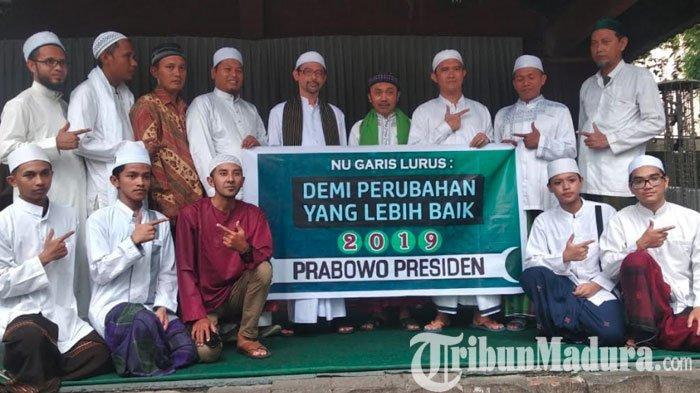 NU Garis Lurus Deklarasikan Diri Dkung Prabowo-Sandi, PWNU Jatim: NUGL Anggap Saja Lelucon