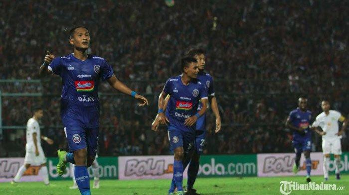 Arema FC Juara Piala Presiden,Milomir Seslija Sebut Timnya Belajar dari Kekalahan Lawan Persela