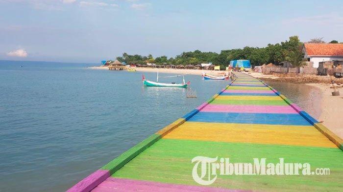 Pemkab Sumenep Akui Belum Ada Anggaran Pengelolaan Pantai 9 Bumdes Masih Mengelola Secara Mandiri Tribun Madura