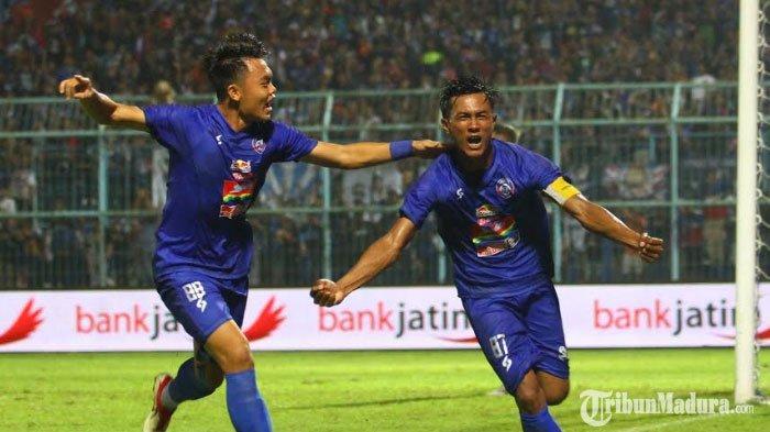 Arema FC Optimistis Tampil Maksimal Meski Laga Kontra Persebaya Digelar Tanpa Penonton