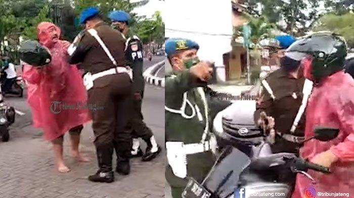 Kronologi Oknum TNI Melawan Polisi Militer yang Sedang Menggelar Razia di Tengah Jalan