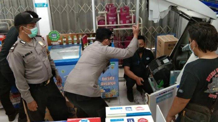 Kawanan Maling Gagal Rusak Mesin ATM, Ganti Target Barang Curian, Pulang Bawa Rokok dari Minimarket