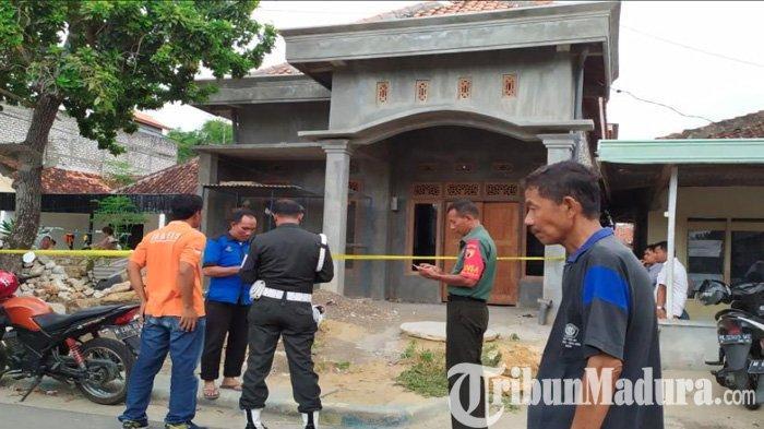 BREAKING NEWS - Beredar Kabar Polisi Polres Pamekasan Ditusuk Anggota TNI Meninggal,Begini Faktanya