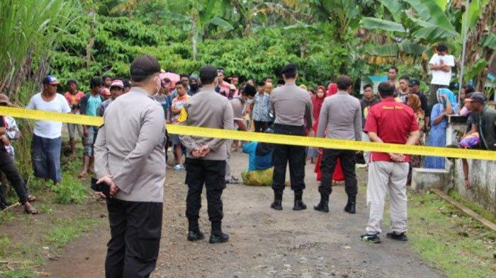 Insiden Berdarah Tewaskan Ayah dan Anak di Malang, Ini Kronologi Carok Mantan Kasun dan Kasun Baru