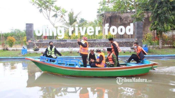 Oling River Food Festival Banyuwangi, Cara Baru Nikmati Kuliner Ikan Sidat Sambil Menikmati Sungai
