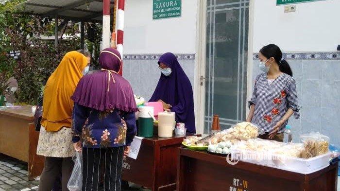 Pemkot Surabaya Gelar Operasi Pasar selama Ramadan 2021, Masyarakat Bisa Datangi Balai-Balai RW
