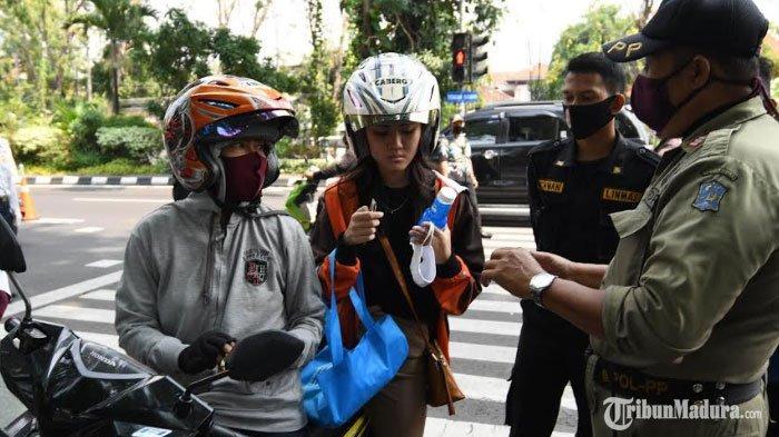 Pemkot Gencarkan Razia Protokol Kesehatan, DPRD Surabaya: Bu Risma Tak Sendirian Hadapi Situasi Ini