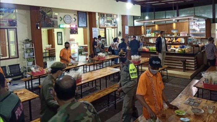 Wali Kota Sutiaji Larang Warga Kota Malang Makan di Tempat, Pembeli Wajib Take Away selama PPKM