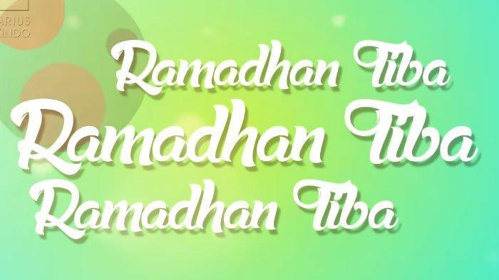 Download Lagu Mp3 Opick Ramadhan Tiba Marhaban Ya Ramadhan Lengkap Lirik Dan Cara Download Tribun Madura