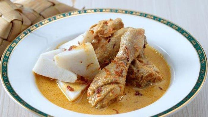Resep Opor Ayam Kuning Spesial Lebaran, Sajian Pelengkap Ketupat saat Hari Raya Idul Fitri 1442 H
