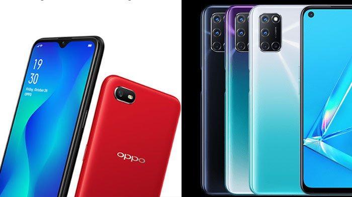 Harga dan Spesifikasi Oppo di Akhir Oktober 2020, Mulai dari Oppo A12, Oppo A5s Hingga Oppo A92