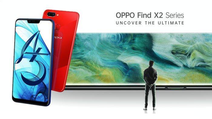 Daftar Harga dan Spesifikasi HP Oppo April 2020, Mulai dari Oppo A5, Oppo Reno Hingga Oppo Find X2