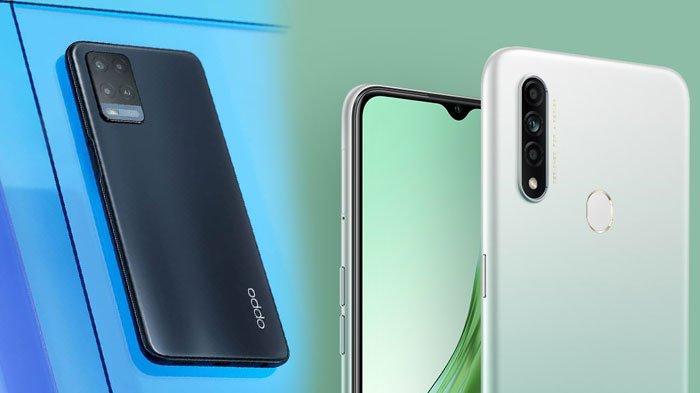 Harga Oppo pada Juni 2021, Cek Spesifikasi Oppo Mulai dari OppoA15s, Oppo Reno5 5G Hingga Oppo A54