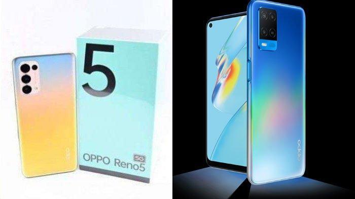 Harga dan Spesifikasi Oppo Terbaru di Pertengahan Mei 2021, ada Oppo A54 Hingga Oppo Reno