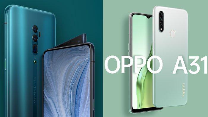 Harga HP Oppo di Akhir Bulan Agustus 2020, Mulai Oppo A52, Oppo A5s, Oppo Reno hingga Oppo Find X2
