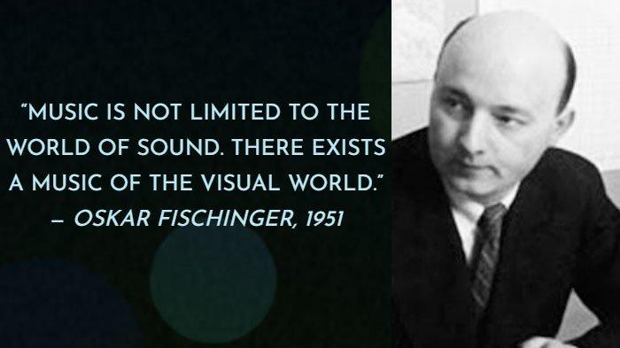 Mengingat Sosok Oskar Fischinger, Animator di Zaman Hitler, Kini Tampil Kembali di Google Doodle