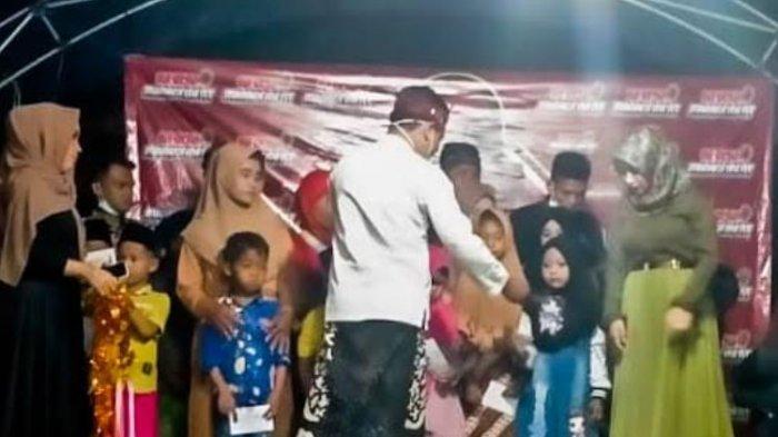 Tutup Tahun 2020 dengan Kegiatan Positif, Owner Batik Kade Pamekasan Santuni Puluhan Anak Yatim