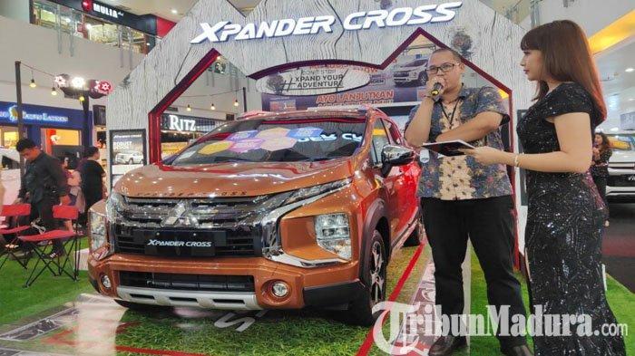 Ada Pameran Mitsubishi Motors di Kota Malang, Promo Menarik Beli Xpander Cross Bunganya 0 Persen