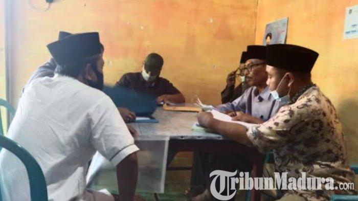9 Bacalon Kades Poteran Talango Sumenep Mendaftar, Satu Bacalon Diduga Terindikasi Pidana Korupsi