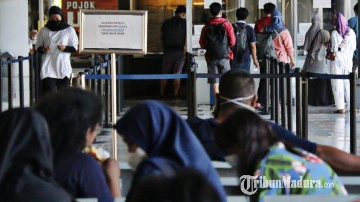Jelang Larangan Mudik Lebaran 2021, PT KAI Daop 8 Surabaya Angkut 37.500 Penumpang dalam Tiga Hari