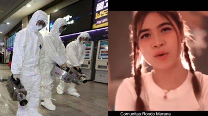 Menangis Virus Corona Lihat ini, Ditakuti di Dunia Tapi di Indonesia Malah Dijadikan Lagu Koplo