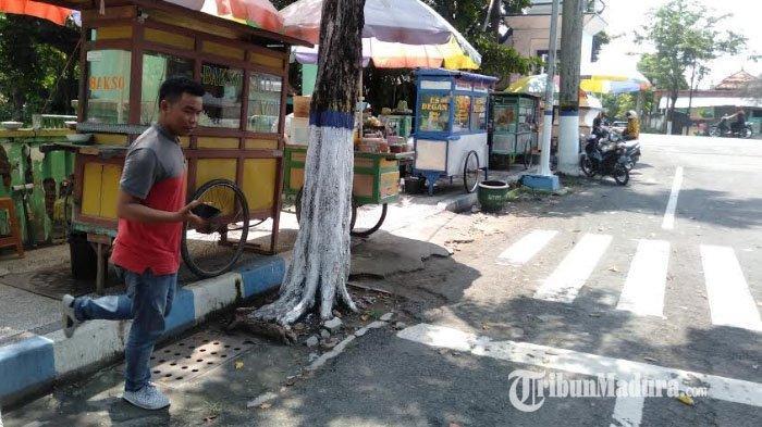 Dampak Pandemi Covid-19, Bazar Takjil Ramadhan di Sampang Ditiadakan