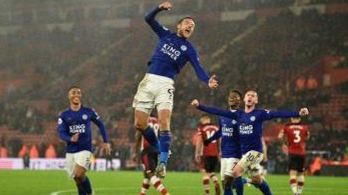 Bukan Milik Liverpool atau Arsenal, Bomber Tersubur Liga Inggris Musim ini Milik Leicester City