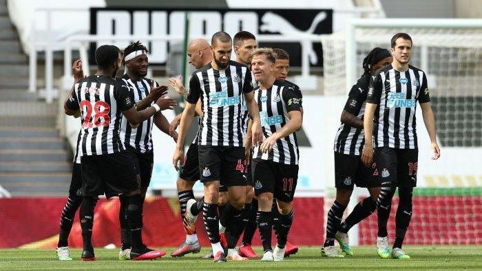 Meski Diprediksi Bertabur Bintang, Newcastle United Seakan 'Mengais' Pemain Buangan, ini Incarannya