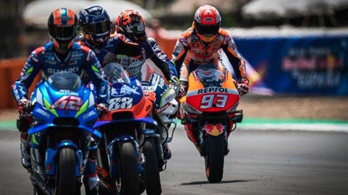 RESMI, Indonesia Jadi Tuan Ruma MotoGP 2022 Seri Kedua di Sirkuit Mandalika