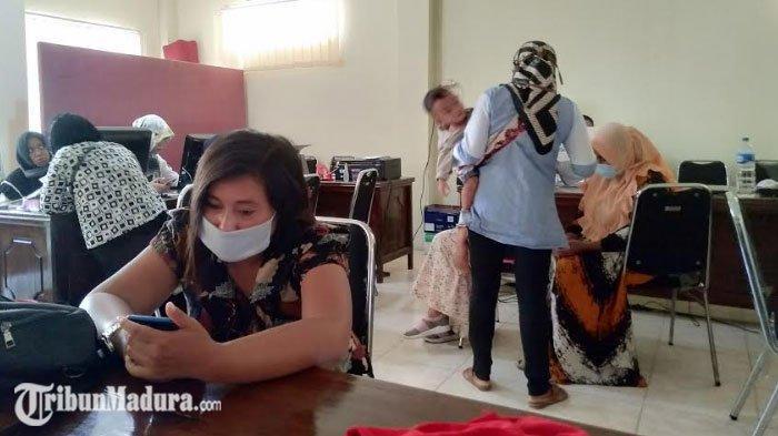 Jumlah Pendaftar Kartu Pra Kerja di Sampang Menurun,Diskumnaker Minta Pendaftar Tetap Optimistis