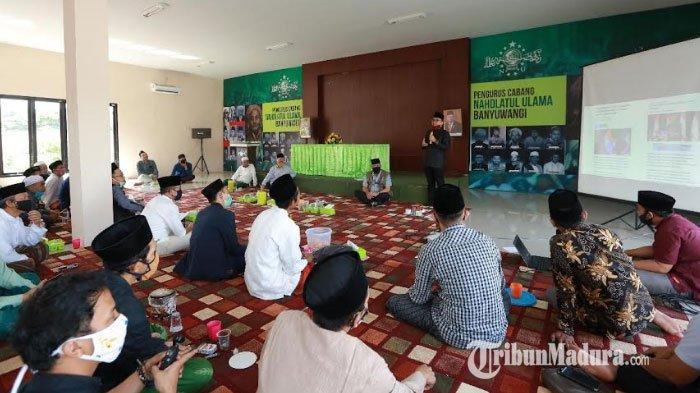 Pengasuh Pesantren di Kabupaten Banyuwangi Siap Terapkan Konsep New Normal Sambut Kedatangan Santri