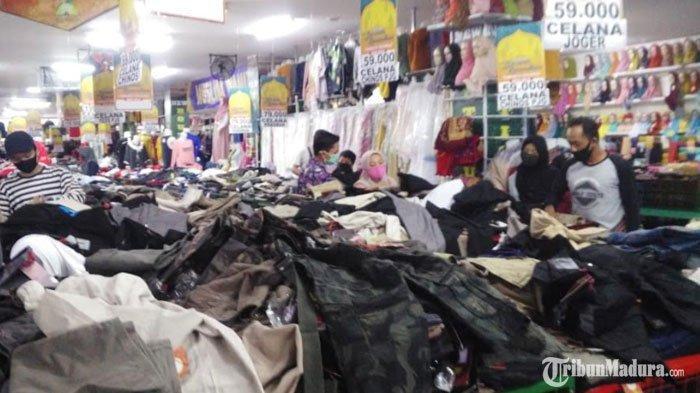 Toko di Kota Batu yang Melanggar Aturan PSBB Malang Raya Hari Keempat Terancam Disegel Satpol PP
