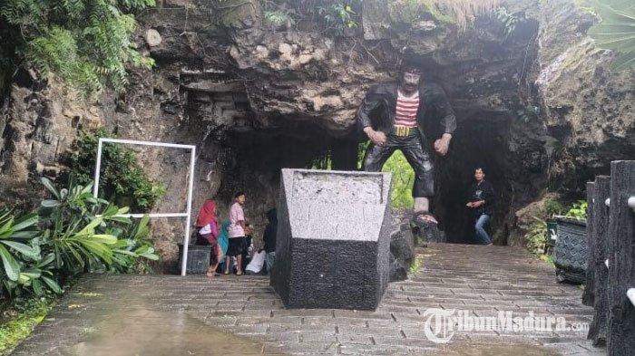Pengembangan Wisata Goa Lebar Sampang Terkendala Anggaran, Pemkab Butuh Dana Sebesar Rp 13 Miliar
