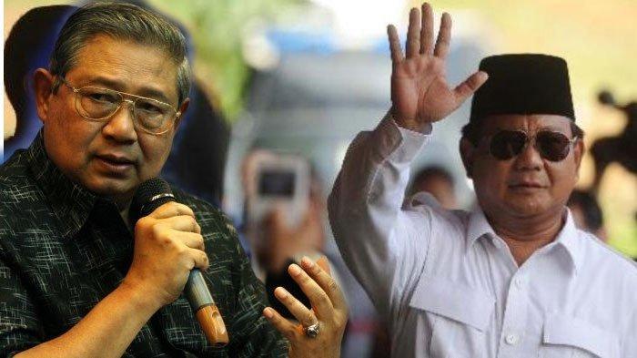 Demokrat di Koalisi Prabowo Mulai Terungkap, Sebut Jika Jokowi Menang, Kontrak dengan Prabowo Habis