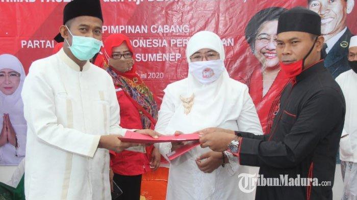 Hasil Rekapitulasi Pilkada Sumenep 2020, Paslon Achmad Fauzi-Dewi Khalifah Unggul di 11 Kecamatan